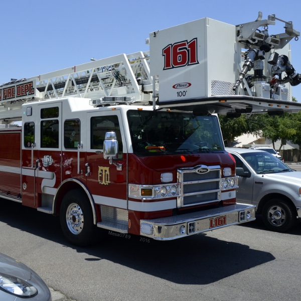 The local fire department is a plethora of resources to prepare for a crisis for those with mobility issues.