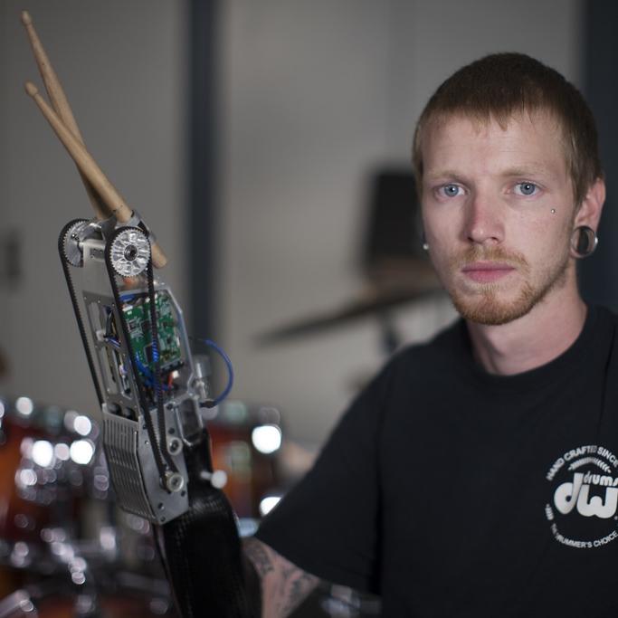 Jason Barnes-fastest drummer in the world