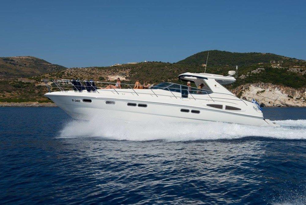 Motor Yacht Monica