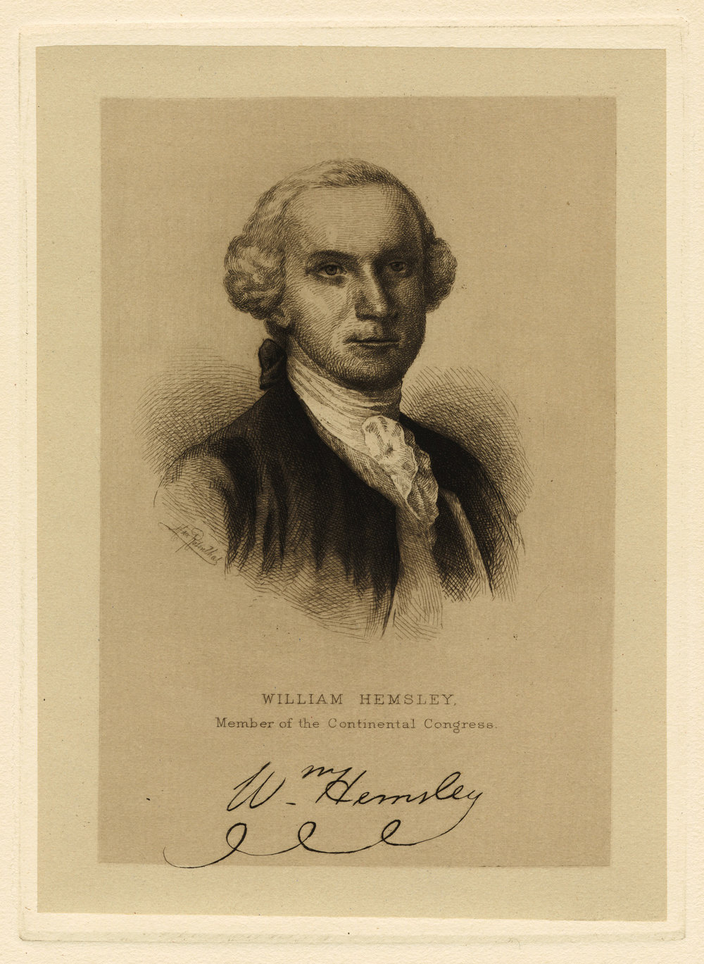 Col. william hemsley - photo courtesy of the new york public library's digital collections.