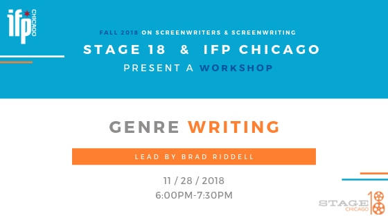 On Writing Genre Ifp Chicago