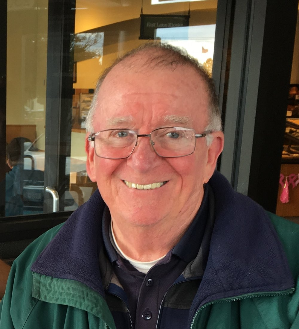 Jim S., Retired Facilities Manager and Veteran