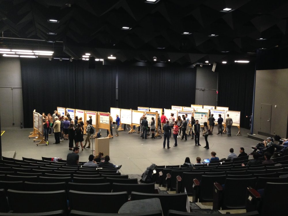 Poster competition, Research Day 2016
