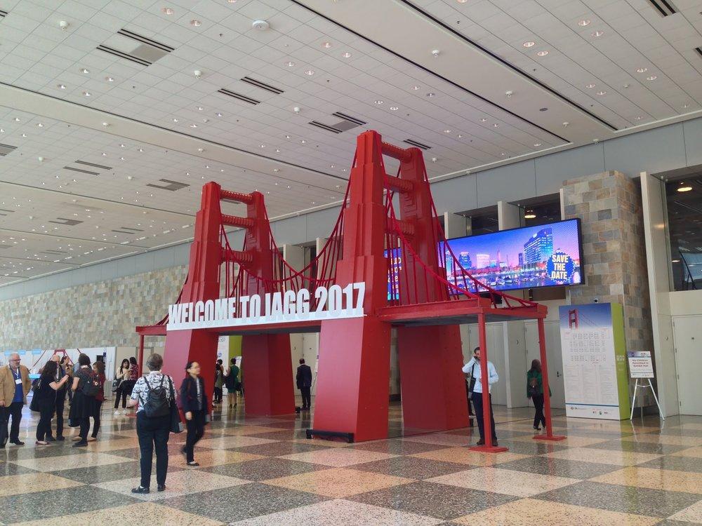IAGG Conference Centre 2017