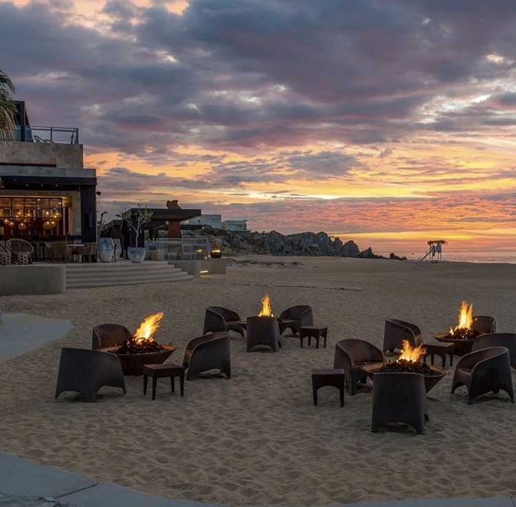 The Nightcap. - Meet us on the beach for a bonfire, some s'mores, and endless laughs to end an unforgettable day.