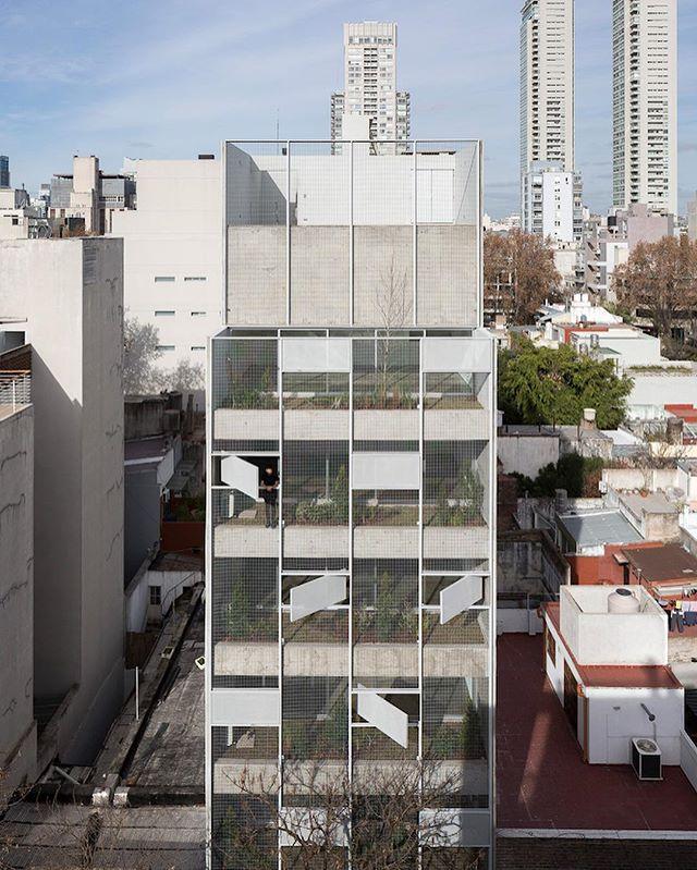 Bonpland 2169 by Adamo-Faiden in  Buenos Aires #facadefriday