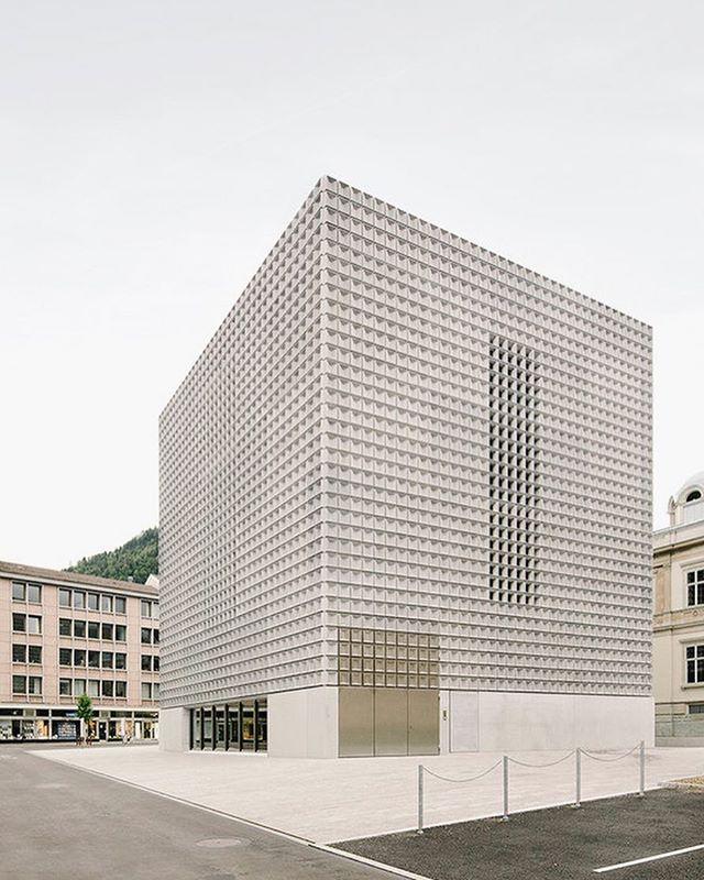 BKM Bunder Kunstmuseum bt Barozzi / Veiga in Chur Switzerland