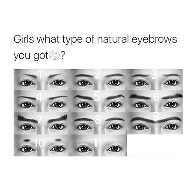 Which one are you?  #revivedbrows #revivedaesthetics #revivedbrowsbyjenv #microbladingnurse #nurselife #microblading #eyebrows #brows #transformation #microbladingeyebrows #micropigmentation #pmubrows #eyedesign #eyedesignny beauty #art #browart #permanentmakeup #lovemyjob #semipermanentmakeup #browsfordays #browshaping #pmu #esthetics #browsfordays #pmuartist #greenvillemicroblading