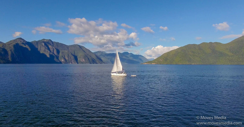 Sailing the Great Bear Rainforest - Available upon request • 9 days/8 nights • 6 guests • $5550 CAD + tax
