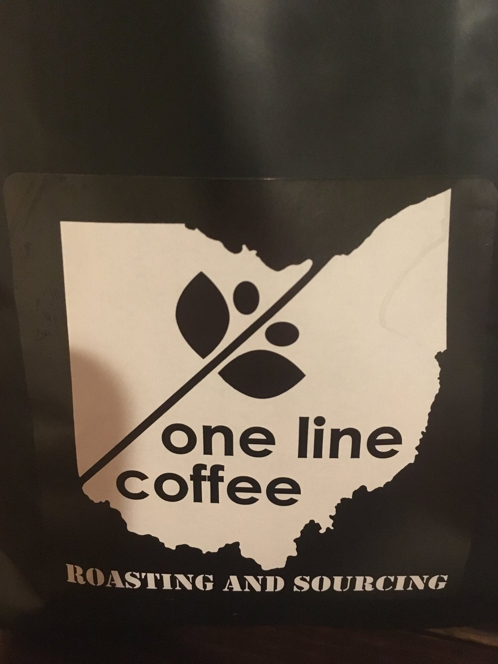 One Line Coffee, our May '18 Coffee Of The Month. We picked One Line Coffee as our May Coffee Of The Month for two main reasons, the first One Line Coffee has a reputation for being some of the best locally roasted coffee in all of Columbus. The second reason, One Line Coffee focuses on sustainability for its sourcing of coffee and they visit the mills and farms where the coffee comes from. To learn more about One Line Coffee clink  here.