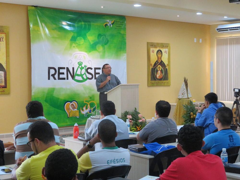 Pe. Wagner Fereira, (Comunidade Canção Nova), pregador oficial do RENASEM 2018.