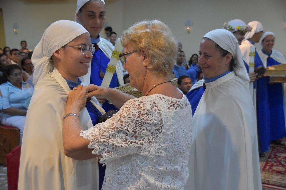 Consagração na Ordem das Virgens