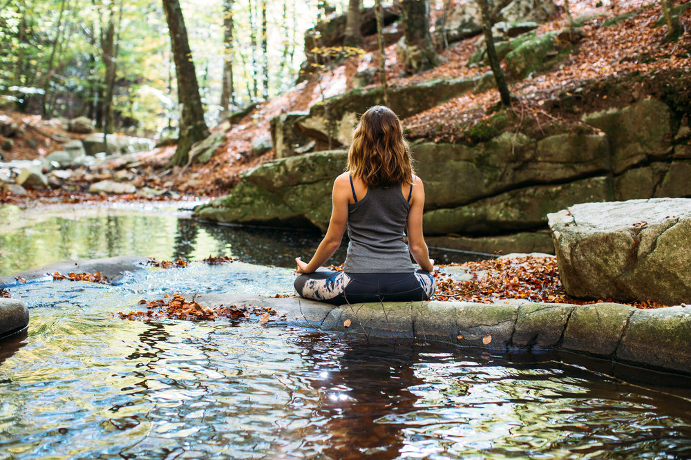 Mental Wellness - We combine innovative wellness strategies In the Peak Health Method through practicing mindfulness. With meditation classes and one-to-one sessions, we focus on finding peace in nature. Our hikes provide a grounding, moving meditation to help one connect with one's self. Without the stimuli and stresses of regular life, we help you make the space in the mind-body to create a sense of serenity.