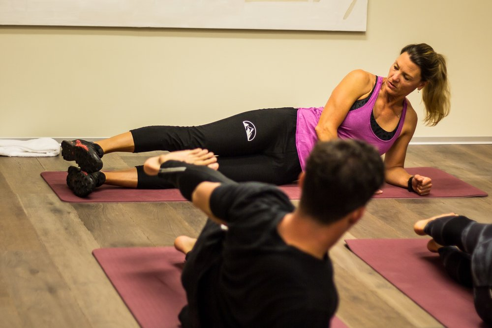 Fitness - We utilize a variety of fitness modalities throughout the Peak Health Method, from long walks in the surrounding forests to hiking at a high altitude to improve cardiovascular fitness and increase metabolism. Strength Training sessions are delivered to increase lean muscle mass, therefore, improving insulin sensitivity. We close each day with yoga and pilates to rest, restore, and repair.