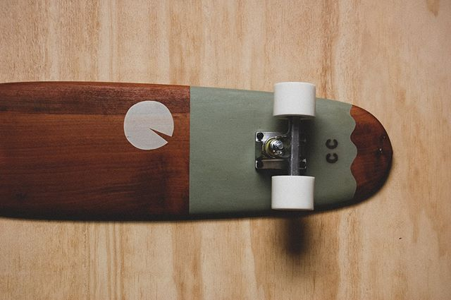 CC_101 - This board is made from reclaimed tropical hardwood with our clay paint and natural beeswax finish. Retro flat deck- built for cruising! - Find it on our website, link in bio @carnabycruisers . . . . . . #skateboarding #surfculture #dailyskate #longboarding #art #handmade #sustainable #ecofriendly #claypaint #recycled #retro #custom #skateboardingisfun #bespoke #skateshop #cruiser  #cruising  #timber #britishsurfculture #woodenskateboard #workshop #madetolast #californiadreaming #handcrafted #graphicdesign  #carnabycruisers #sidewalksurfing #christmas #smallbusiness