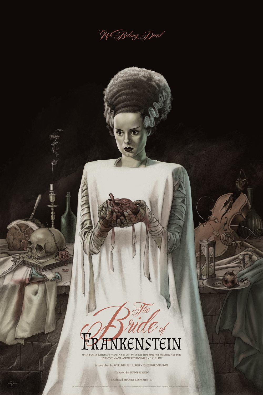 The Bride Of Frankenstein Jonathan Burton