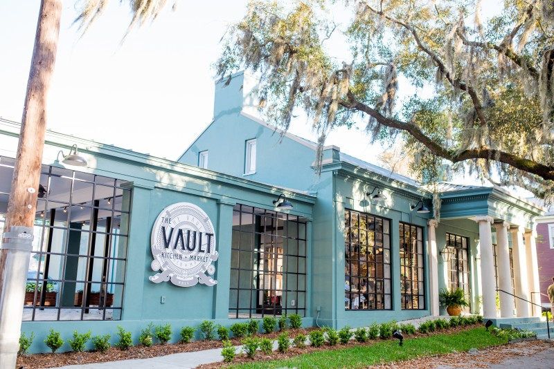 the vault kitchen + market