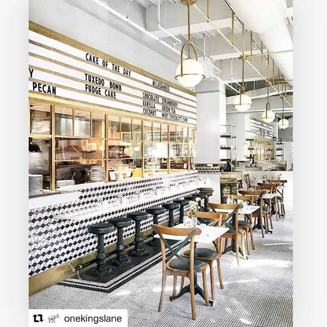 Thank you, @onekingslane and @zioandsons for the shout-out and kind words! Come see us for breakfast again soon 😍 #Repost @onekingslane (@get_repost) ・・・ Now THIS is the kinda place we wanna have our Saturday morning pancakes in.... 🥞☕️ Where are you headed for breakfast this weekend? Share a snap with #WhereToFindMe! We're loving this one from @zioandsons of Little Duck Diner in Savannah!