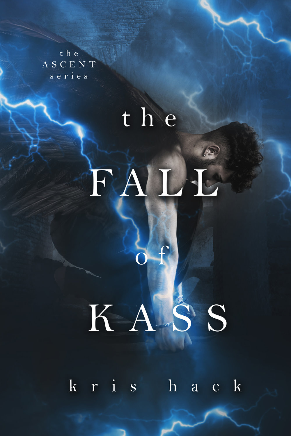 The Fall of Kass - The pain is unbearable. The voices are worse. I know it's affecting her, I can see it in her eyes every time I look at her. We've been on this journey for weeks with no relief in sight. We haven't had a real conversation since before that first strike of lightning, and I constantly miss what we could have become. There's only one thing I can do to make it all go away. To ensure that I can once again be the man that she needs, the man that she loves. I have to fall.The apocalypse wasn't what I thought it would be. The earth hasn't turned to lava, and ungodly creatures haven't risen from the depths of hell. The angels are fighting the Fallen and increasingly more humans are slain every day. Both sides are multiplying and there's only one side we can choose to be on. The Fallen are evil, but I'm realizing so are the angels. No one can be trusted, and no one is safe.