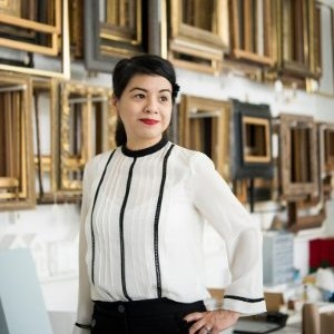 Consuelo Gutierrez - Consuelo Gutierrez is currently the Director of Programs & Membership at The Cedars Union. She was previously head of the Imaging Services Department at The Menil Collection in Houston. Gutierrez earned both a B.F.A. and an M.A. in Art History from the University of North Texas and is currently working toward an M.S. Information Sciences, focusing on imaging, archives, and digital curation.