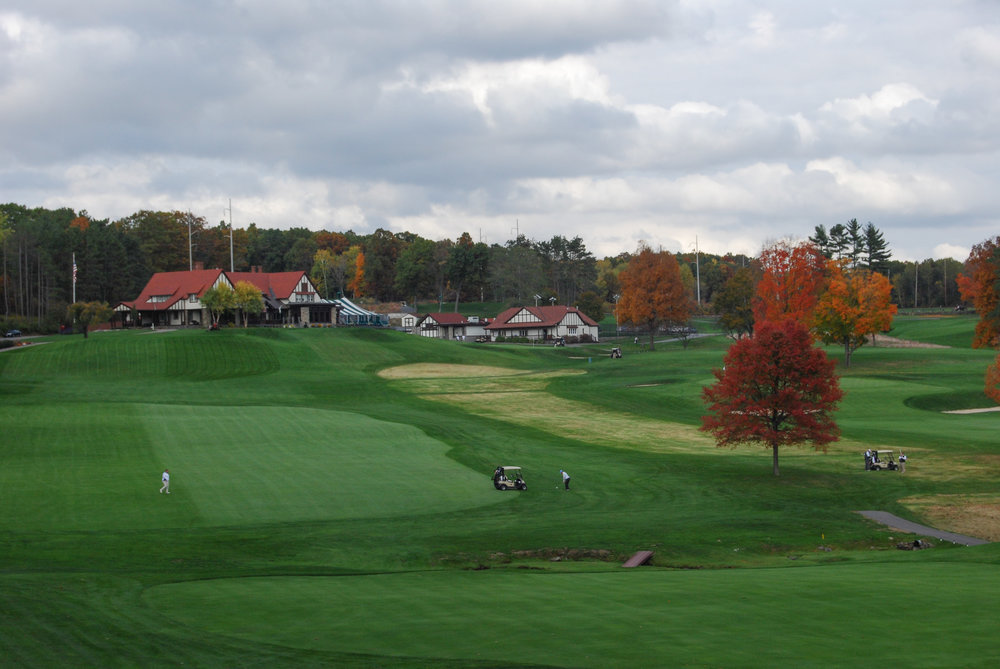 Worcester Country Club: October 21, 2014.