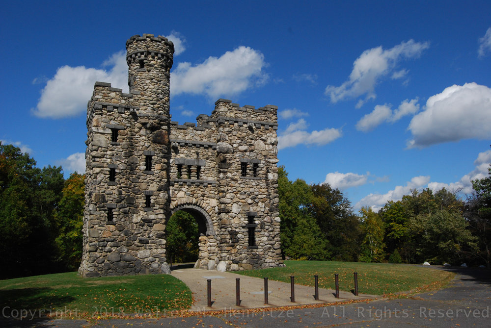 Bancroft Tower: October 8, 2014