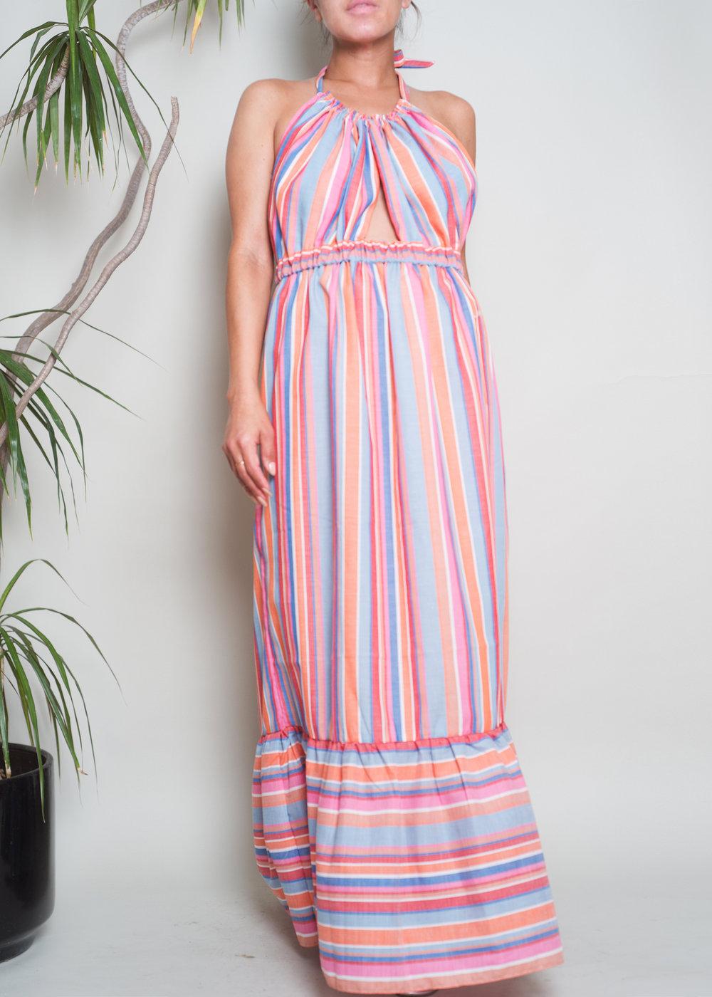 Annalisa Stripe Summer Cotton $325