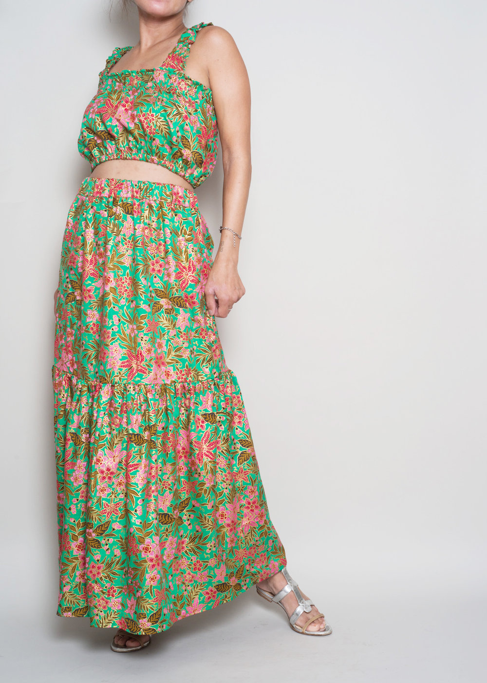 MELISSA Tiered Two Piece - SOLD OUT