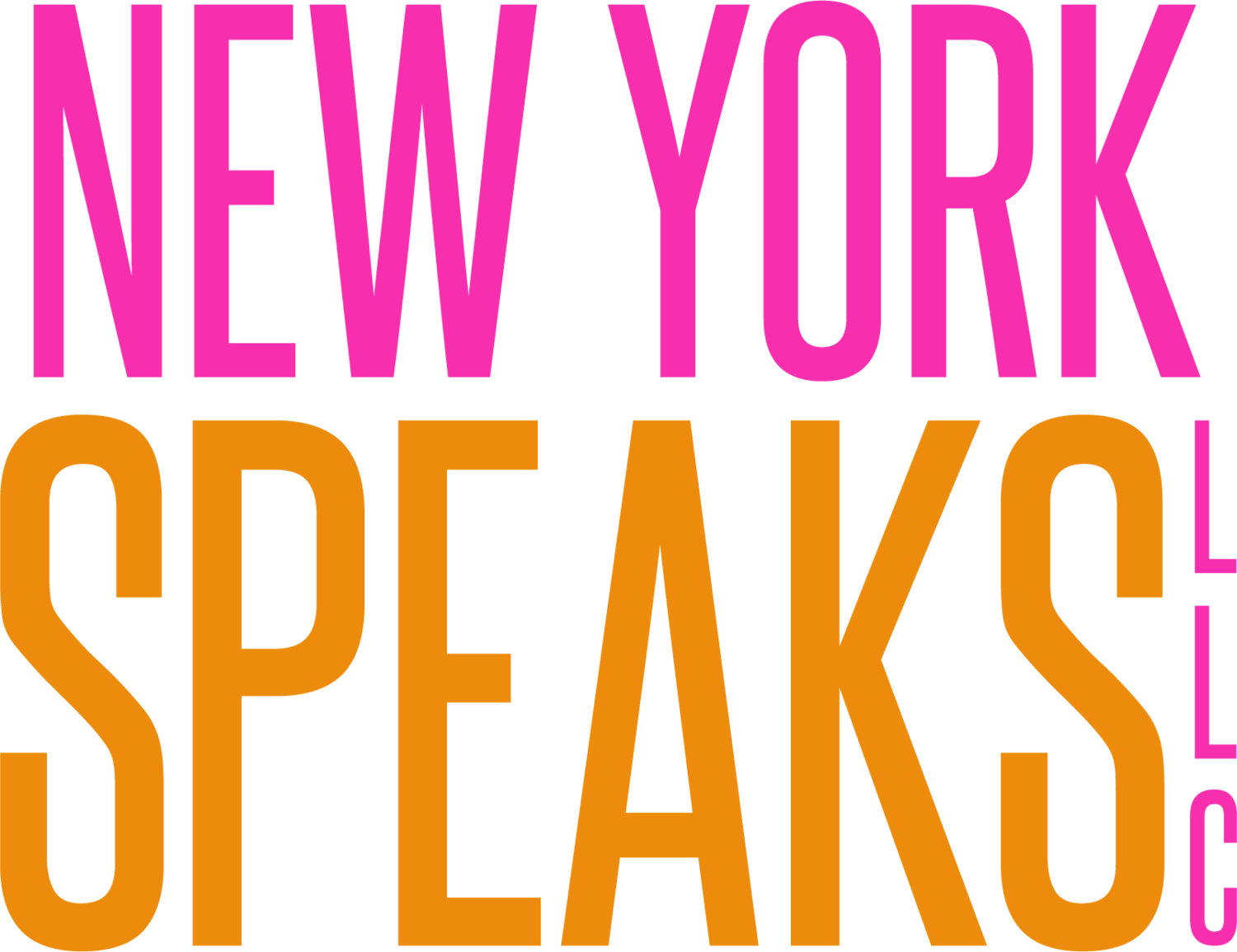 New York Speaks, LLC