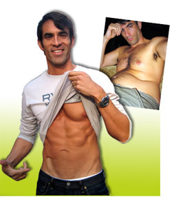 Jorge lost 40 pounds