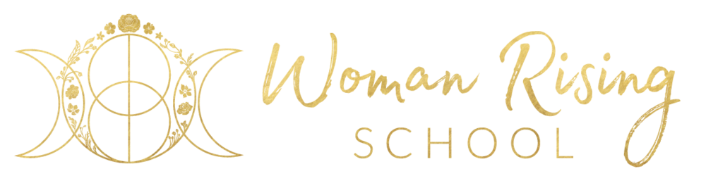 LOGOTYPE_Banner_GOLD2_WomanRisingSchool.png