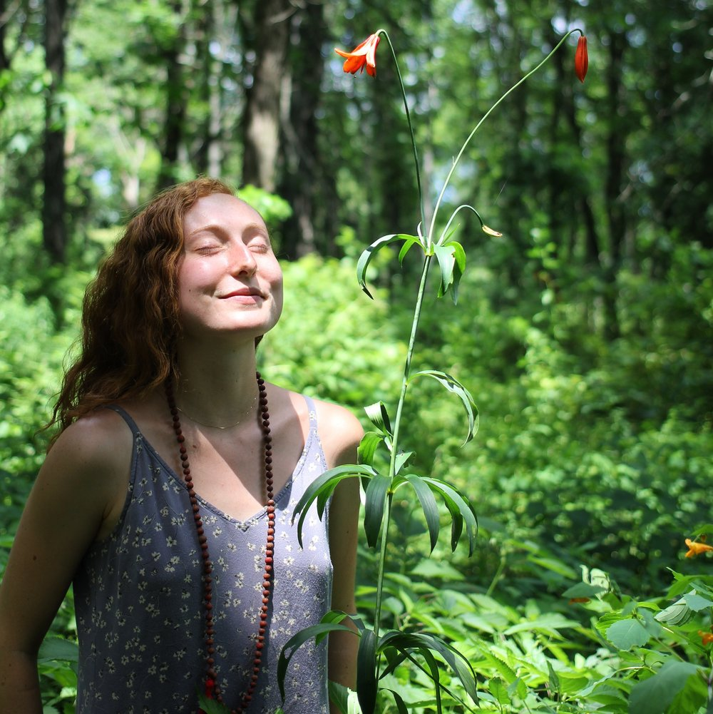 Emma Elisabeth - Owner of Matrix of Amara Healing & Flower Essence Practitioner,Hudson Valley, New York