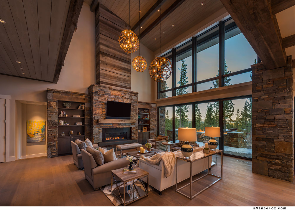 Awarded The Interior Design Award By Tahoe Quarterly Magazine In The 2018  Mountain Home Awards Issue, Awarded Best Multiple Residential Project Of  The Year ...