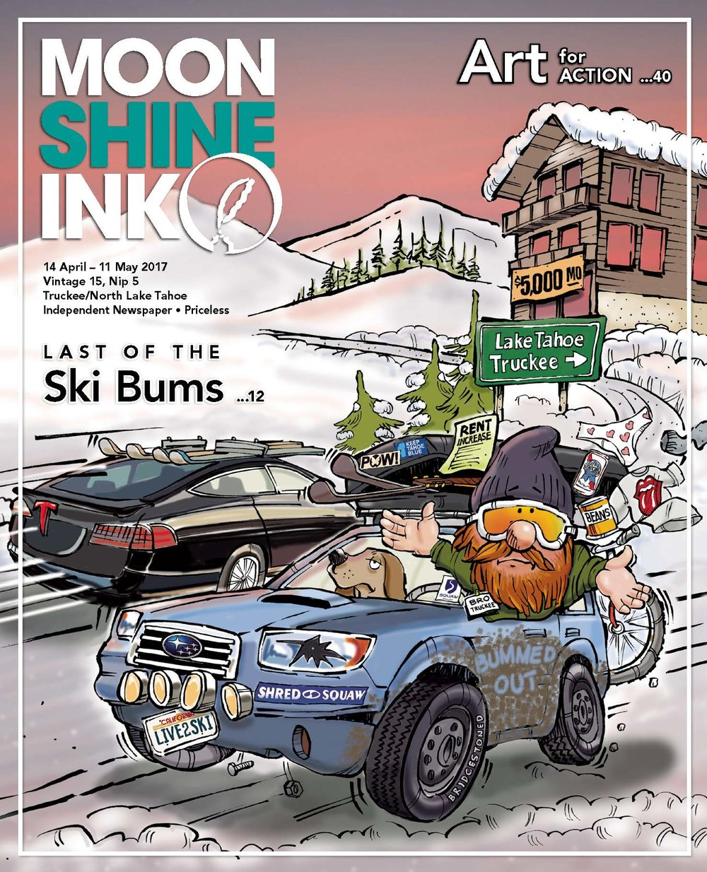 Moonshine Ink - April 14-May 11 2017 Issue