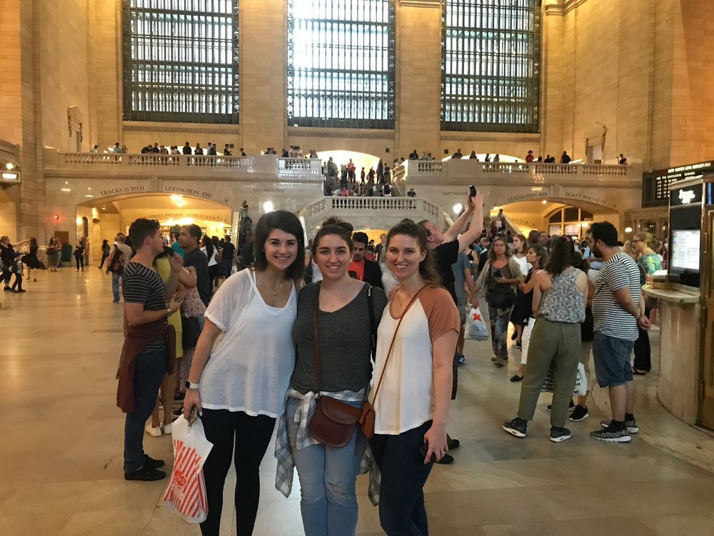Grand Central Station- Travel blogger-new york city-travel new york