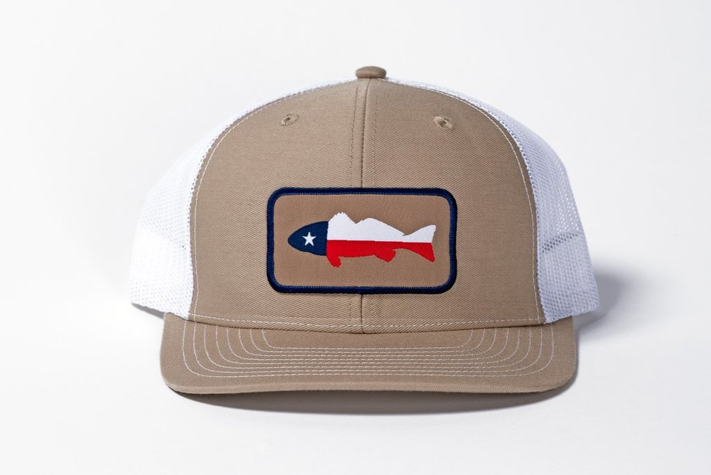 https://manready.com/collections/scarves-hats-gloves/products/copy-of-texas-fish-brown-trucker-manready-mercantile