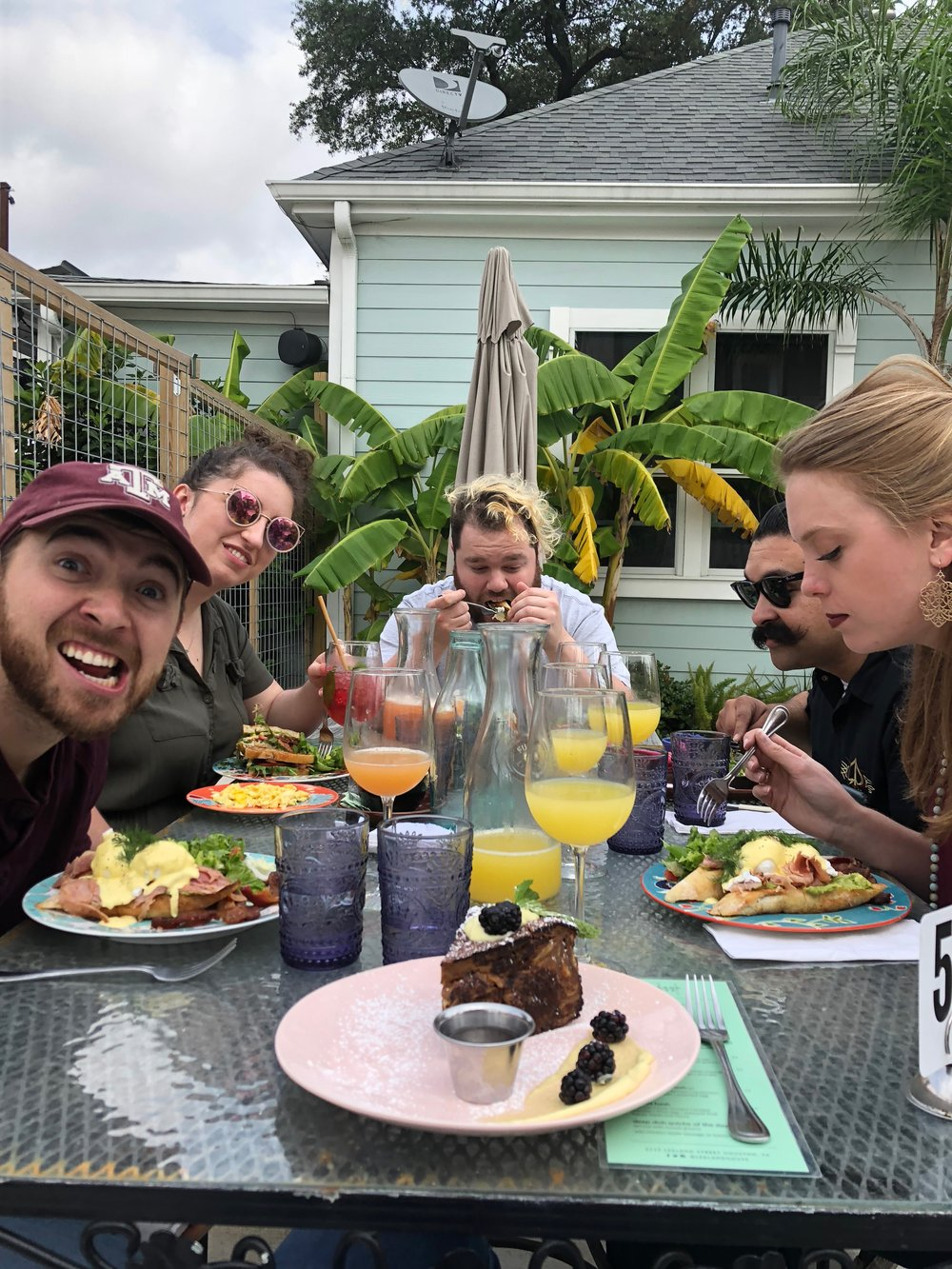 Doesn't this just make you want to brunch with us??