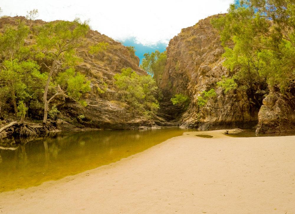 Butterfly Gorge, Limmen National Park