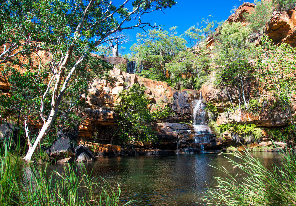 Galvans Gorge in the Kimberley