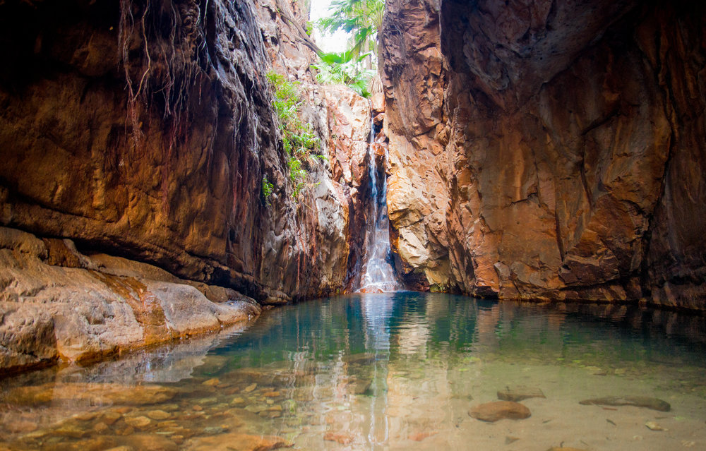 El Questro Gorge in the Kimberley  Photo credit: Kimberley Off-Road Adventure Tours