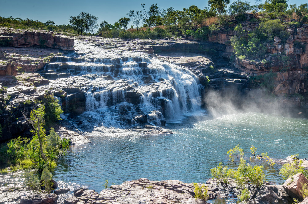 Manning Gorge in the Kimberley WA  Photo credit: Kimberley Off-Road Adventure Tours