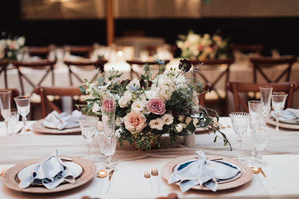 French Country in the City - A wedding planner's wedding J + J