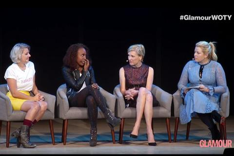 GLAMOUR - GLAMOUR'S 2017 WOMEN OF THE YEAR SUMMIT: WATCH LIVE