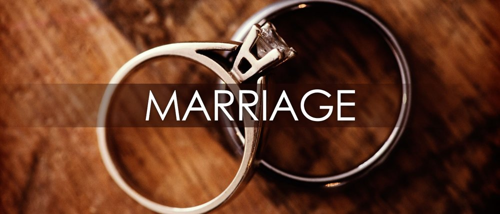 Maturing in Marriage Ministry
