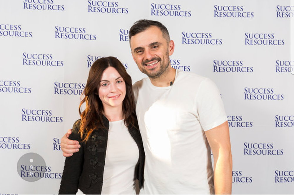 With the amazing Gary Vaynerchuk at the Business Squared Event in Sydney, Australia
