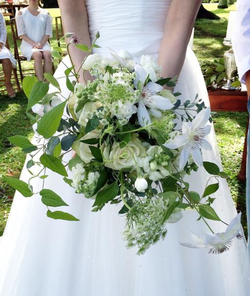 Bouquet Bridal Flowers Hawaii