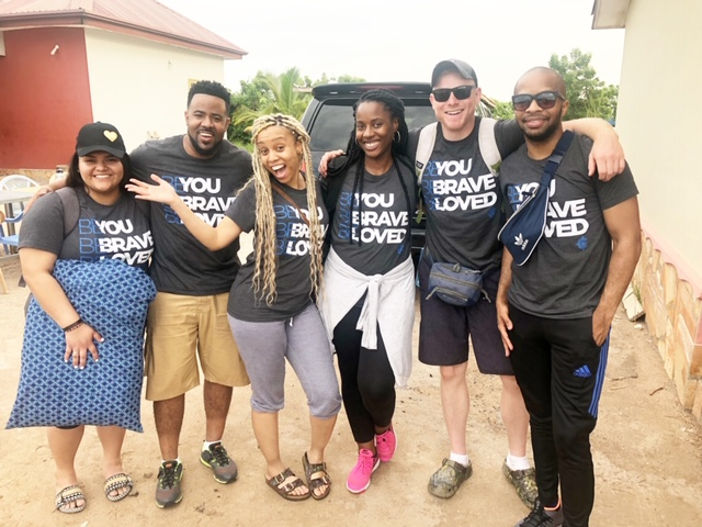 The Missions Team I led to Ghana in May of 2018