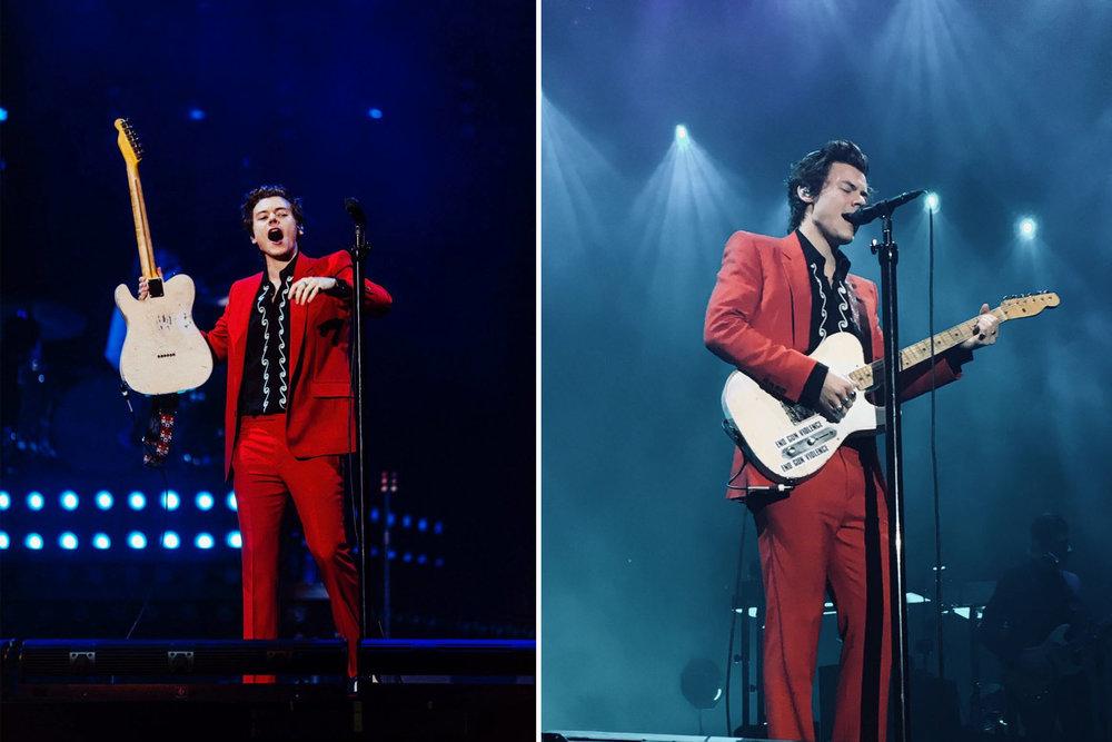 Left photo via  Helene Pambrun . Right photo via  harryftirene .