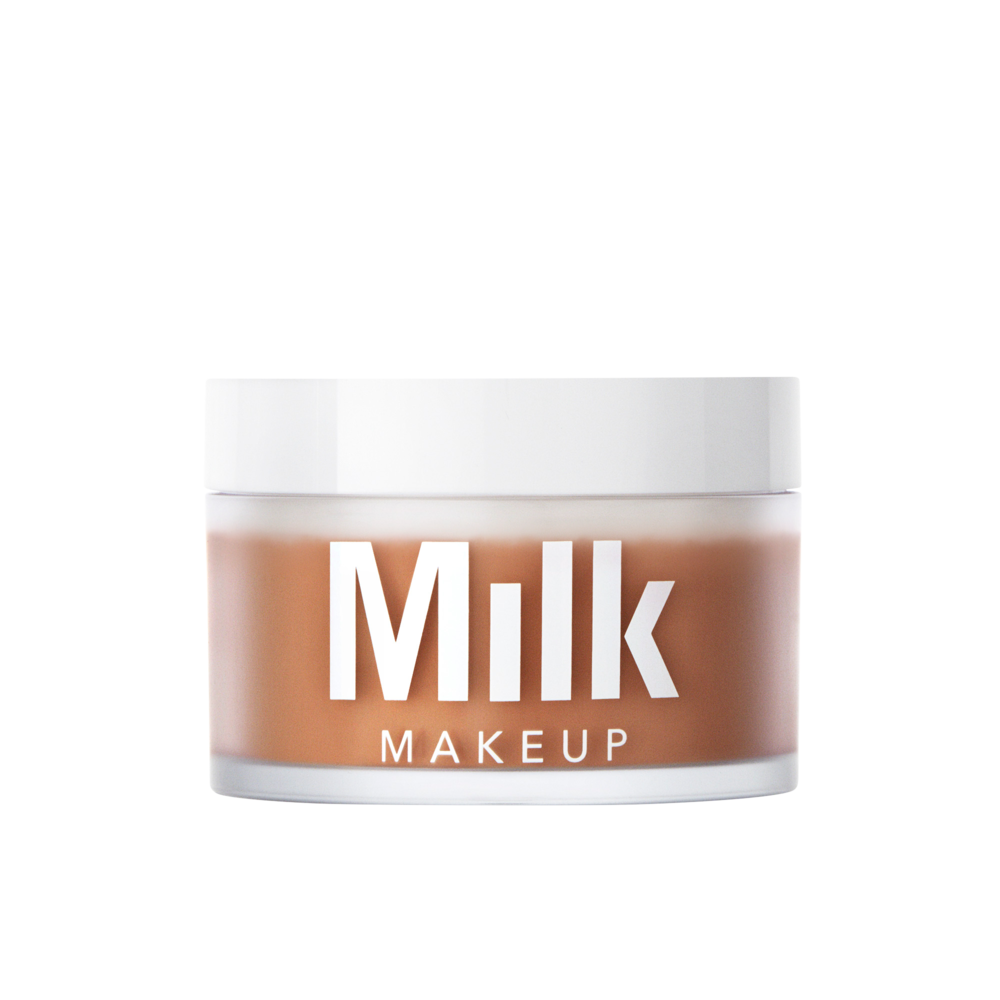 Milk Makeup Blur + Set Matte Loose Setting Powder in Transluscent Deep