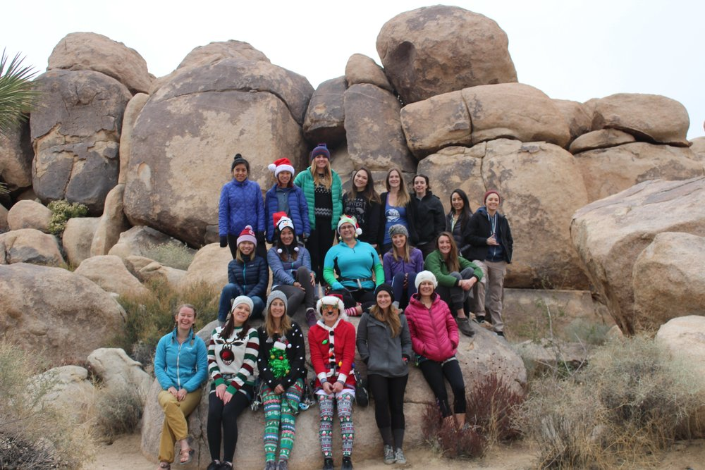 Holiday Climb Event